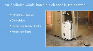 Aprilaire Air Cleaners