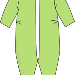 footed-pajama-green-baby